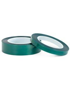 Echo Green Poly powder coating masking tape