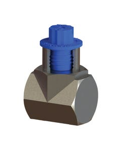 Echo PT Series Metric Threaded Plugs