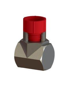 SAE Threaded Plastic Plug