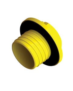 Wide Flange SAE Threaded Plugs With Washer