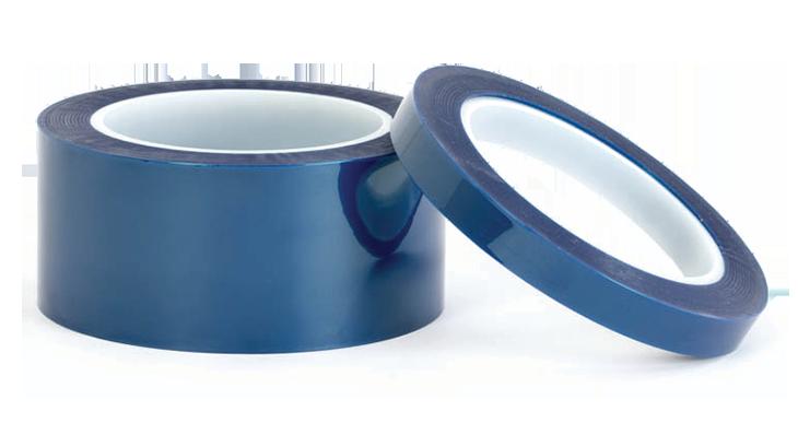 Blue Poly Powder Coating Tape