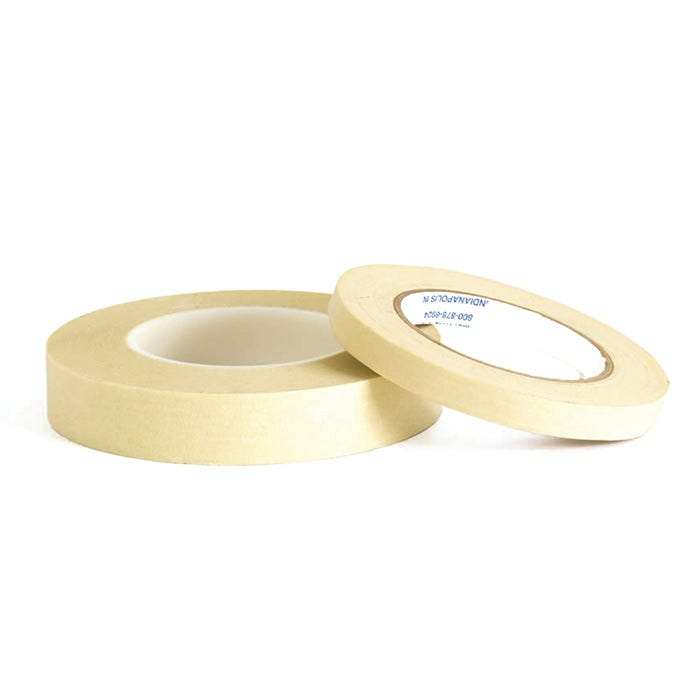 Hi-temp crepe masking tape