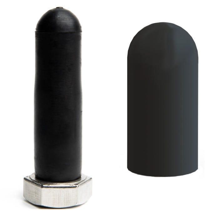 EPDM masking caps