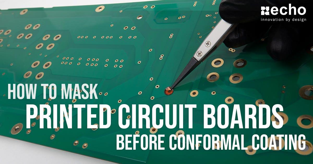 PCB masking for Conformal Coating