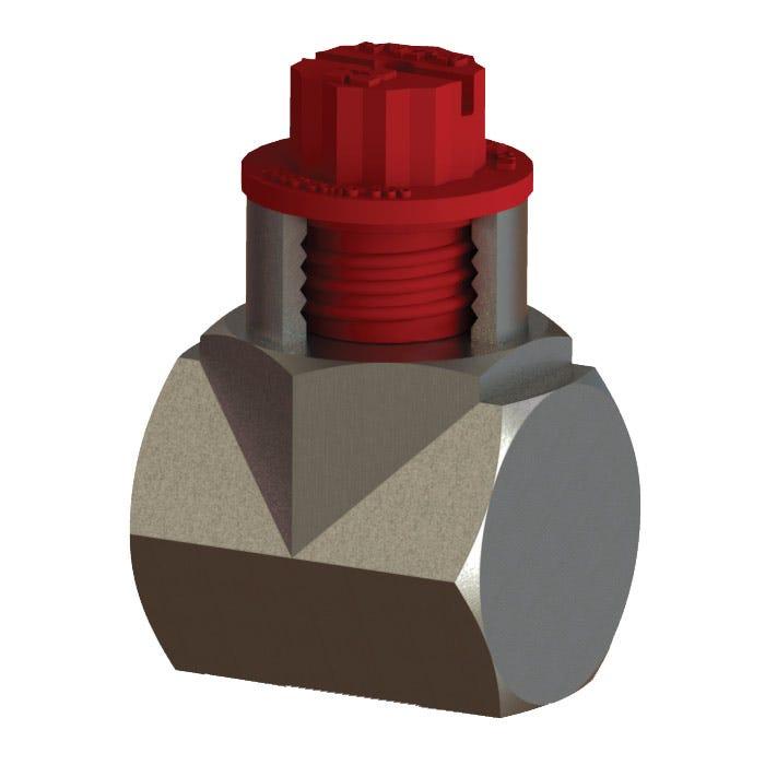 SAE Port Threaded Plug