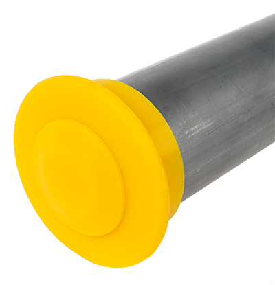 custom powder coating masking caps