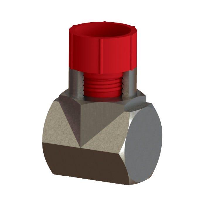 SAE Threaded Plastic Port Plug