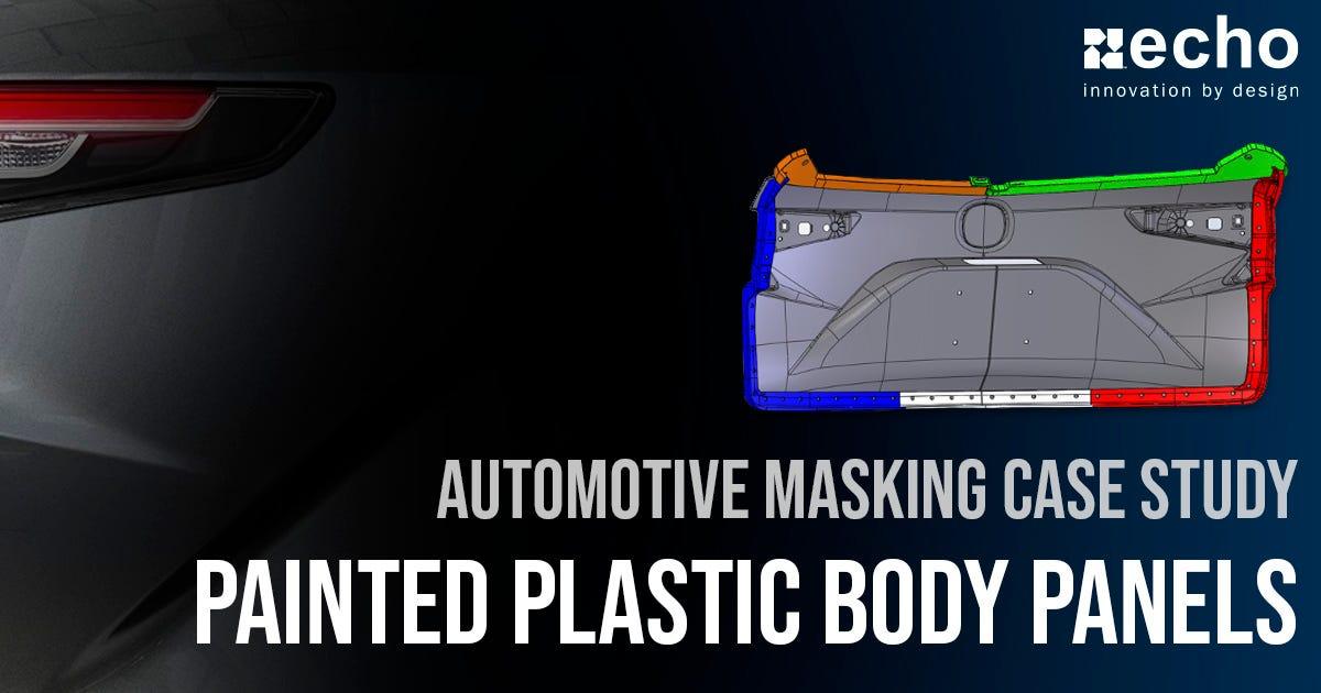Automotive masking case study