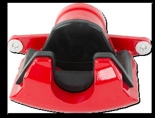rubber mask for brake calipers