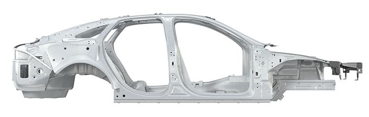 vehicle panel holes