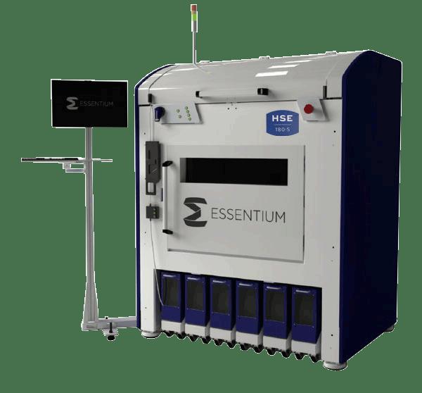 essentium 3d printer