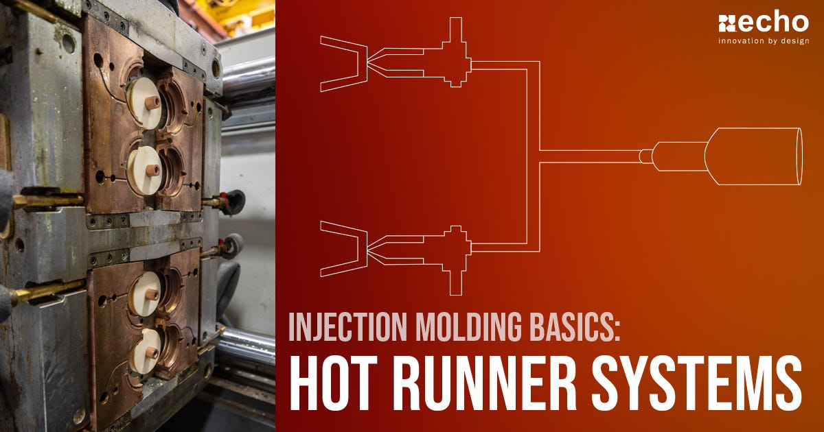 Injection Molding Basics: Hot Runner Systems