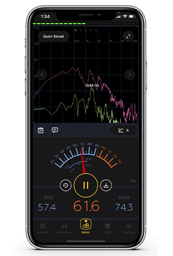decibel meter app