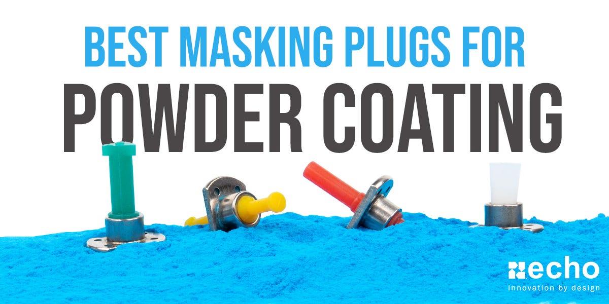 Best powder coating plugs